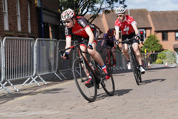 Warwick Town Centre Races 2019 - Under 14