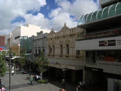Perth Station Area