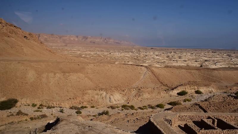 La Masada Israel 2014 Subida