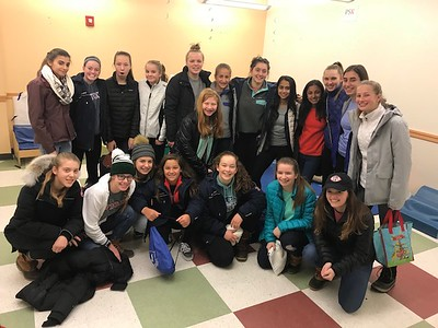 Class IV Lower School Community Service Day 2018