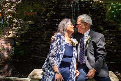 Stan and Prescilla 50th Wedding Anniversary