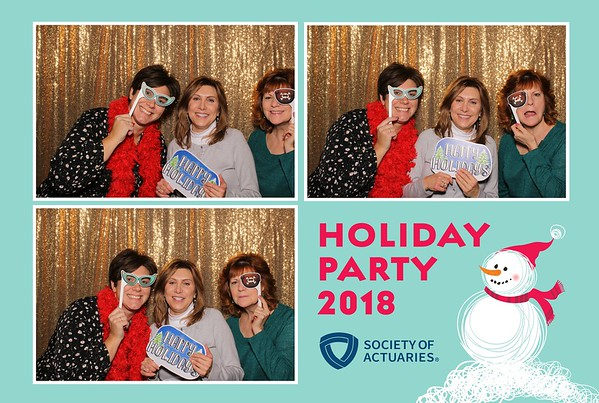Holiday Party 2018 (12/07/18)