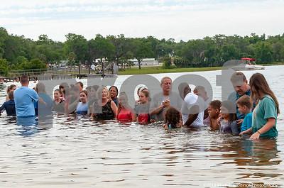 Cornerstone - Baptism at The Lake