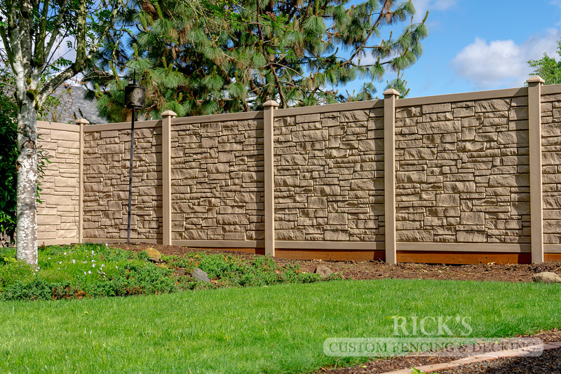 4002 - Allegheny Simulated Rock Fencing