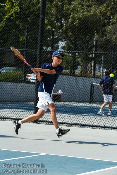 FP Boys Tennis 041117