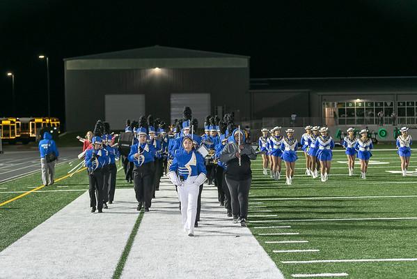 Rockdale v Academy 2018 Halftime