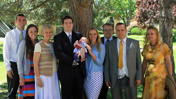 2 JUN 2013 - Oakley Boyd Blessing