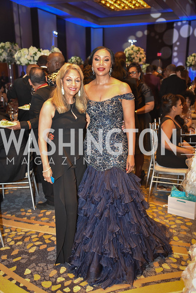 Ogay Irono, TIS Foundation, 25th Anniversary Gala, Marriott Marquis, June 6, 2019, photo by Ben Droz.