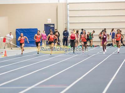 60M Dash - 2013 WHAC Indoor Championships