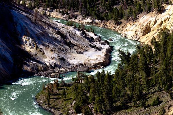 Yellowstone and Teton