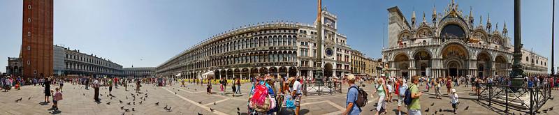 Venice - Venezia: Panoramas