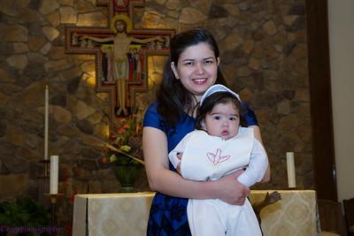 Sean Allelu's Baptism