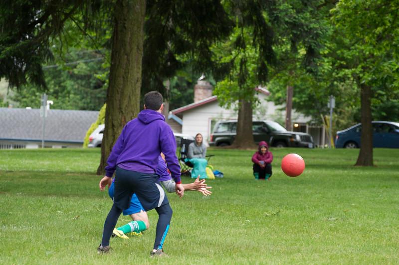 Recesstime Portland Kickball Dodgeball Bowling Ping Pong Mushball - 041