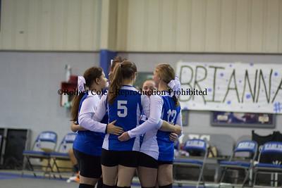 2015-16 Newberry Academy Varsity Volleyball