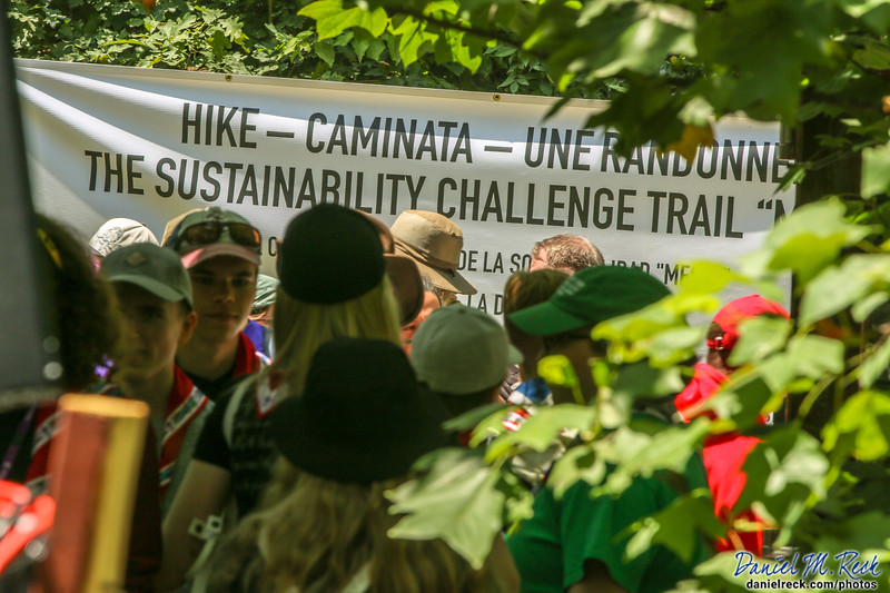 Hike The Sustainability Challenge Trail