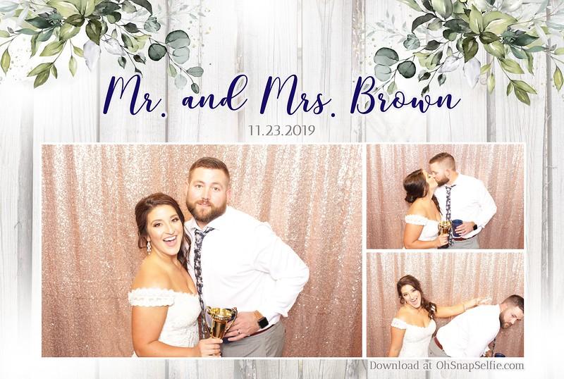 112319 - Brown Wedding