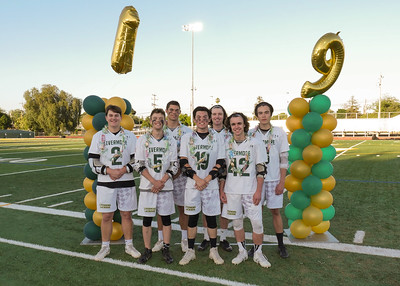 190503 LHS VARSITY LACROSSE SENIOR NIGHT
