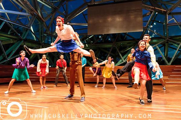 2015 Swing Dance Book Launch