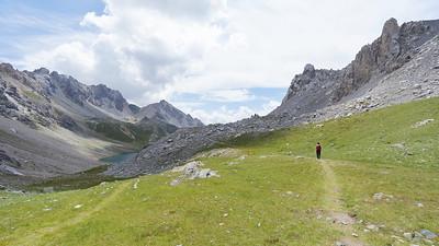 lac inferieur de Roburent