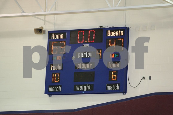 Varsity-Oak Grove vs Staley 1-29-09