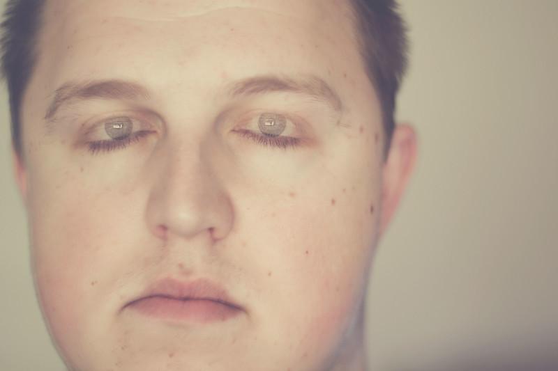 Eyes Wide Shut..... 230/365 9/18/13