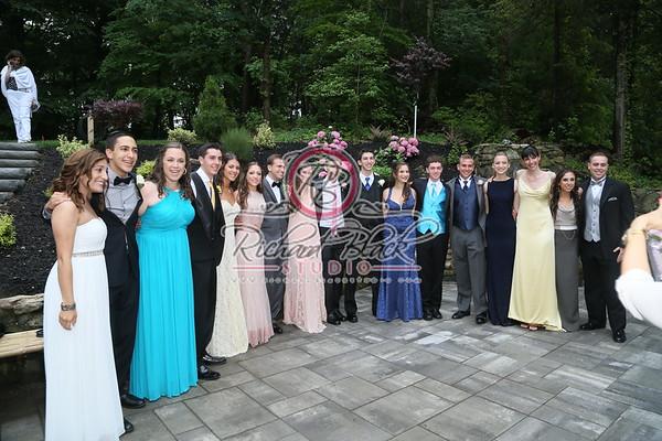 Schechter Prom & Cap & Gown 2014