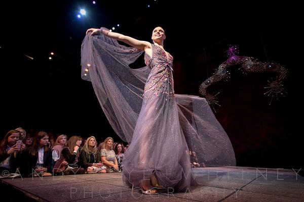 Tutu Chic Fashion Show - Winspear Opera House - 27 Nov 2018
