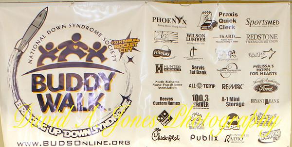Psi Kappa Kappa Chapter @ HSV Buddy Walk 2012