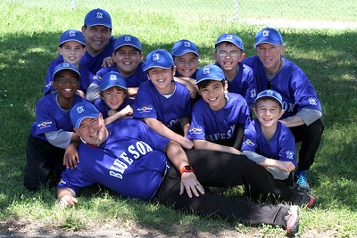 Moustique A Blue Sox