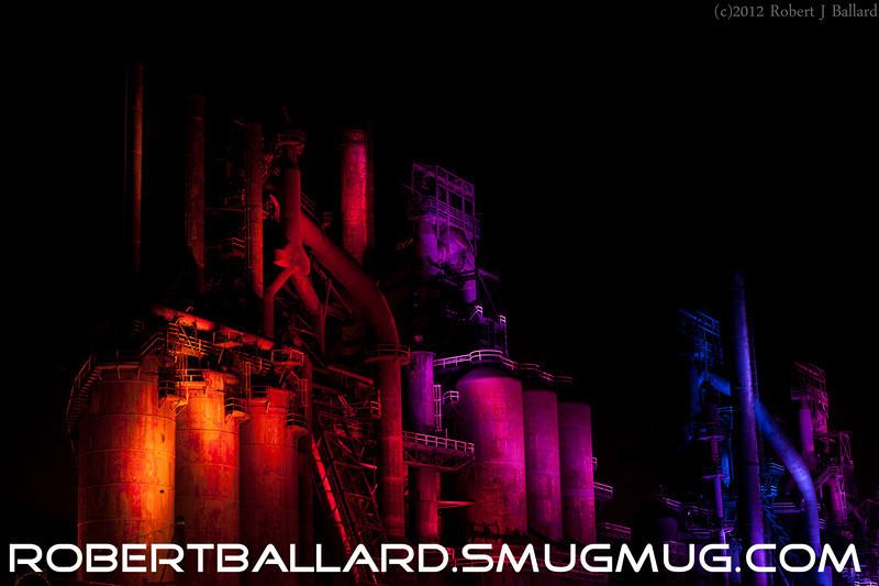 Steel Stacks Bethlehem PA