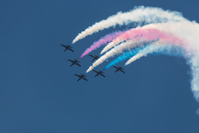 Patriots Jet Demonstration Team