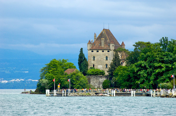 Geneva - Cruise on Lac Leman