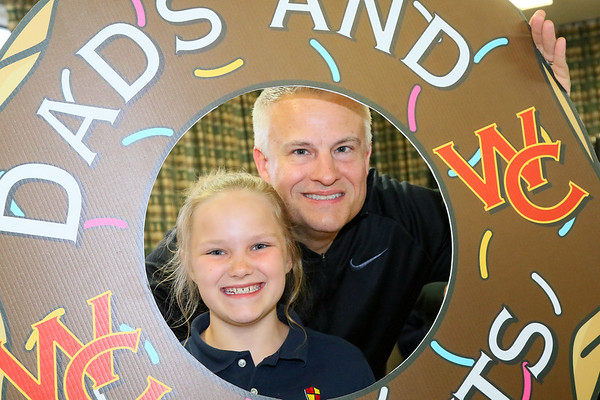 WCES Dads, Daughters and Donuts