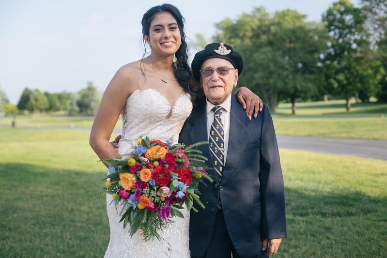 LeCapeWeddings Chicago Photographer - Renu and Ryan - Hilton Oakbrook Hills Indian Wedding -  872.jpg
