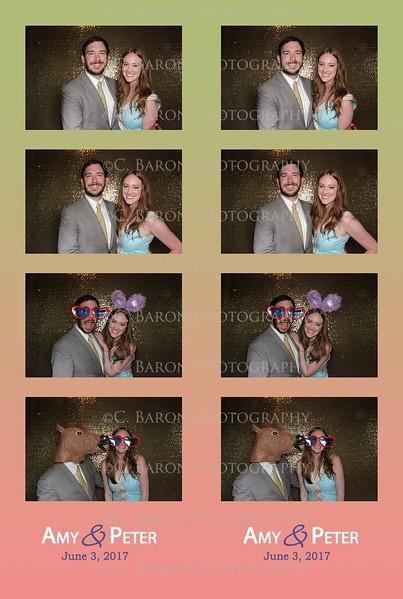 Amy + Peter = Swanky Photobooth
