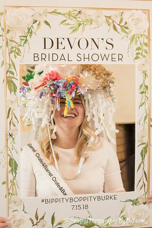 2018 Denelsbeck Bridal Shower