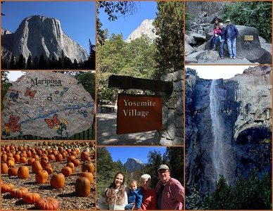 Yosemite National Park & Mariposa, California Adventure 10.04-05 2017