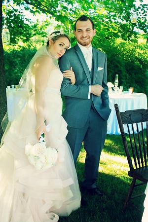 Stephen & Olivia