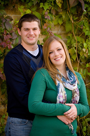 Kristin and Luke
