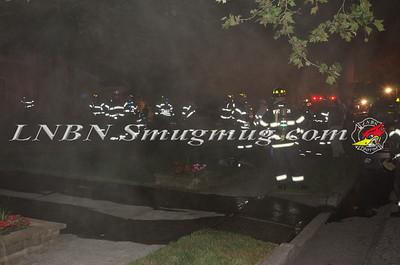 Wantagh F.D. House Fire 1231 Hawthorne Drive West 7-5-13