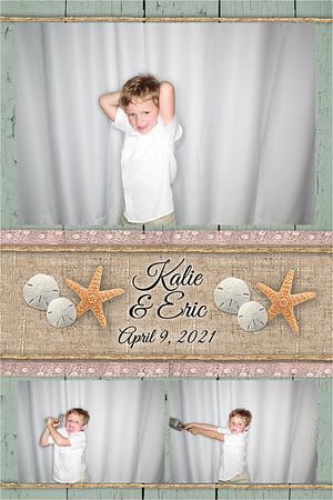 Kalie & Eric's Wedding 4-11-2021