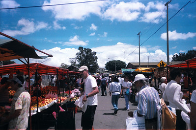 FOODS of Costa Rica - Veges, Fruits, Drinks & More