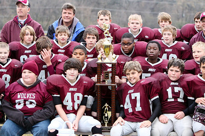 2010 Jr Wolves Football
