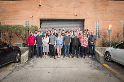 ParkHub Group Photoshoot