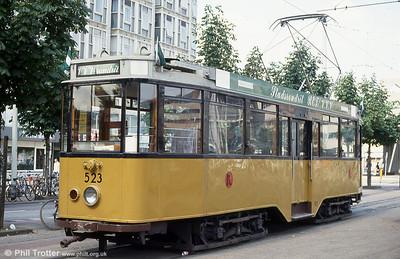 Rotterdam (NL) • Museum Trams