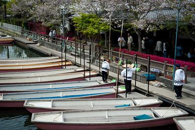 Yanagawa, Kyushu - April 10, 2010