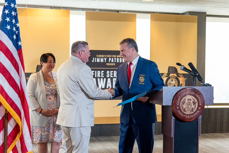Fire Service Awards Reception | 04-01-2019