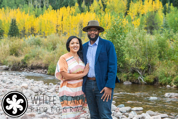 Vail Family Photos - East Vail - Mabins