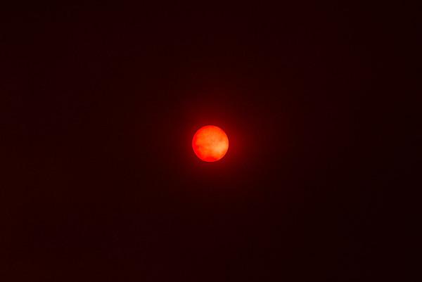 Cal Wood Fire 10/17/2020