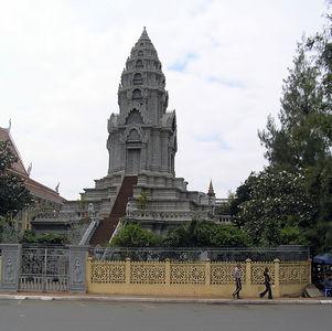 Phnom Penh - Temples